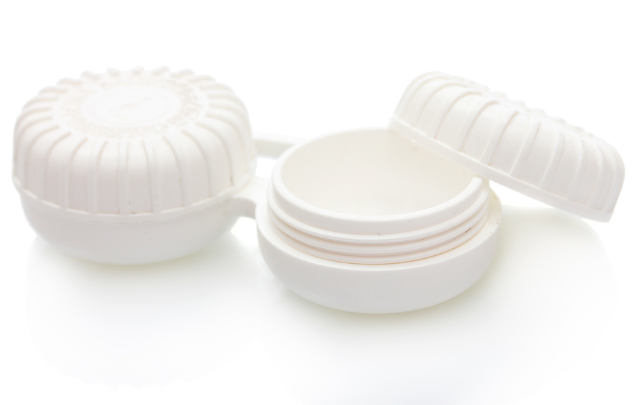 bigstock containers for contact lenses 35025050 - Linsvätskor